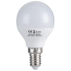 G45 3W/4W/5 W/6W/7W Mini lampe LED E14/E27 Lampe d'éclairage LED de golf avec ce plafond RoHS LED spot ampoule de LED