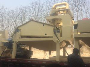 Encontre o Concentrador de Areia máquina de reciclagem para a separação dos sedimentos