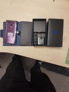 Banheira de venda de excelente qualidade num grau desbloqueado Celular S9