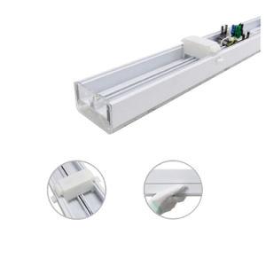 Indicatore luminoso lineare dell'interno commerciale del tubo della camera di equilibrio della striscia di fabbricazione LED di illuminazione