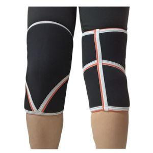 Almofada de joelho Fechado High-Elastic fraca / esforços excessivos Protector de joelho