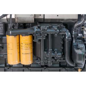 6シリンダー水によって冷却されるKt13G420dディーゼル機関