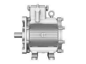 Design exclusivo elevado binário Motor Síncrono de Íman Permanente de CA