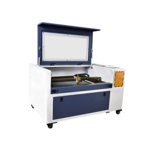 Gravure de découpe laser CO2 600 de la machine*400mm l'utilisation d'accueil