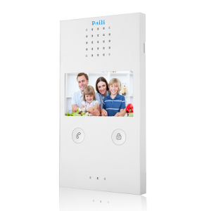 Usine offre directe de téléphone de la porte vidéo Multi Intercom