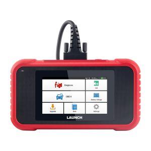 Lecteur de code automatique professionnel lancer X431 Connecteur CRP123e Scanner OBDII CRP123 avec Multi-Functions