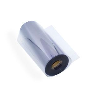 250 미크론 롤에 있는 얇은 가벼운 투명한 플라스틱 명확한 파란 담채 PVC 장