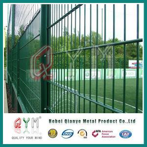 高品質の第2倍の鉄条網/868/656の網の塀のパネル