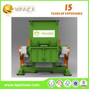Один вал бумагорезательные машины для резки и перерабатывающая установка резиновых отходов