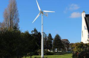 Ane 2kw fuera de la red de bajo ruido de alta eficiencia de la turbina de viento