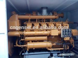 Shandong Chaiwei 공장 500kw 생물 자원 가스 발전기