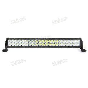Goedkope 22inch Waterproof 126W Dual Row LED Light Bar