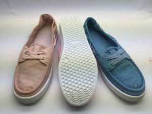 Bueno buscando zapatos casual con encajes (6125)