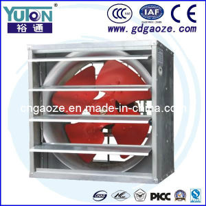 Duct rectangulaire Axial Fan avec Shutter (SF-G)