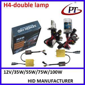 新しいAuto Accessories H1 H3 H7 H11 H13 H16 9004 9005 9006 9007 H4 HID Xenon Kits 100W 75W 55W 35W Xenon HID Kit