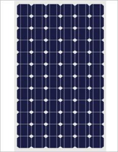 증명되는 Monocrystalline 태양 전지판 100W TUV