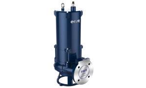 No-Clog bomba sumergible de aguas residuales