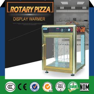 Affichage du compteur de Pizza Pizza Pizza de cas d'affichage de la machine de chauffage