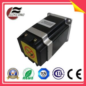 Personalizar el NEMA24 60*60mm Motor paso a paso híbrido para máquinas de corte CNC