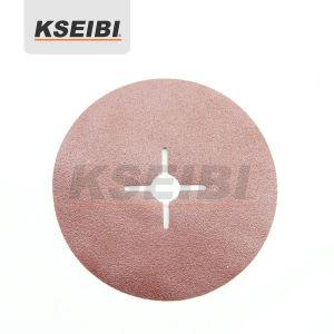 Oxyde van het Aluminium van de Schijven van de Vezel van Kseibi het Schurende
