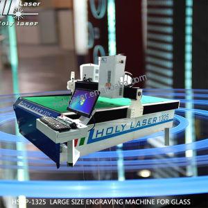 3dd pour machine à gravure laser de grande taille Glas et Crystal (HSGP-L)