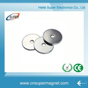 Аттестованная ISO9001 Фабрика Магнита Кольца Неодимия
