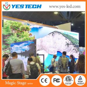 Haute luminosité de la publicité pleine couleur P5 Affichage LED de plein air