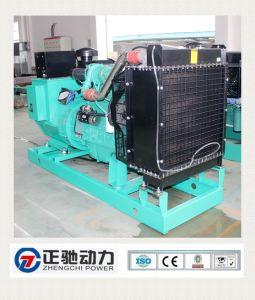 Fabrication OEM 60Hz générateur diesel alimenté par le moteur Cummins