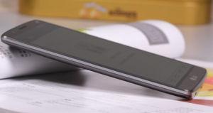 5,5 pulgadas de alta calidad GSM teléfono móvil Android
