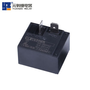 Relais du relais de puissance relais miniature général 12V à 4 broches