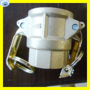 Accoppiamento rapido di alluminio della camma della serratura del tubo flessibile rapido dell'acqua