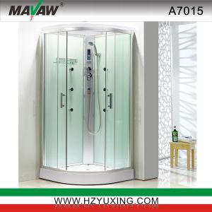 Nueva cabina de ducha Multifucntion UN7015 (negro)