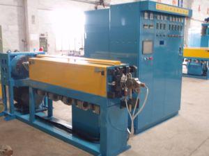 ワイヤーおよびケーブルの生産ラインのための直径150mmの放出機械