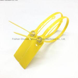 Sicherheits-Plastikdichtung, Metallverschluss-Einlage für Post (JY375)