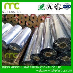 Le vinyle PVC opaque/effacer/static/Soft/Film souple pour l'emballage, l'emballage, couvercle, l'impression, de médecine, de la protection