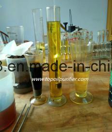 Sistema largo di sbiadimento dell'olio da cucina di applicazione