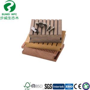 De stevige Houten Plastic Vloer van Composited Decking