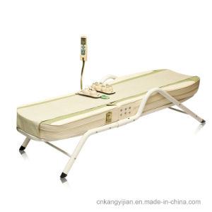2018 nuevas camas de masaje de Jade térmico para la columna vertebral rectificación