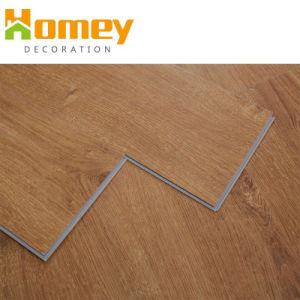 Cliquez sur SPC en plastique de haute qualité parquet mosaïque de planches en vinyle PVC