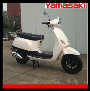 Gas Powered mota com CEE 50 cc Scooter de Motor