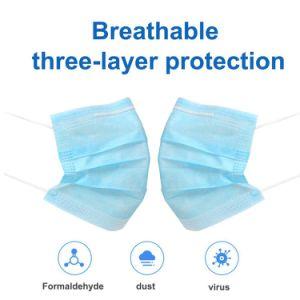 3ply не из 98% Bfe перегорел расплава для взрослых защитные Earloop одноразовые дыхательные маску для лица