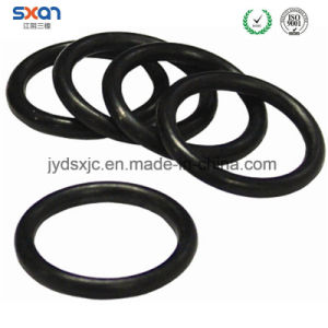 Gummio-ringe des Öl-beständige Schwarz-NBR für Werkzeugmaschine
