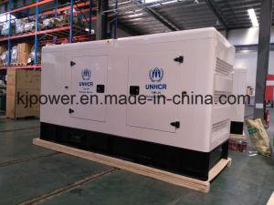 Stille Diesel Generator met de Motor van Cummins (25kVA-250kVA)