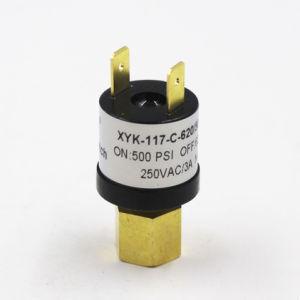 5-650psi (Calibrado de fábrica) Tipo Lâmina de Interruptor de Pressão do Compressor de Ar