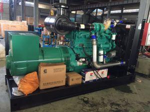 Электрический генератор с двигателем Cummins 400 ква