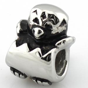 De dierlijke Parel van de Charme van Juwelen Leuke voor Armband DIY