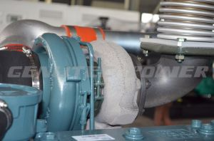 generatore diesel 200kVA con il motore della Corea Doosan (P086TI)
