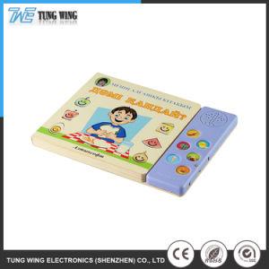 Het aangepaste ABS Harde Correcte Boek van de Kinderen van de Muziek van de Dekking