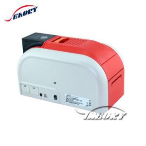 Tamanho compacto Seaory T12 impressora de cartões de PVC/Impressora de cartões de identificação