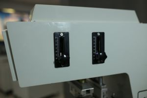 셔틀을%s 가진 기계를 인쇄하는 En Y160/4s 4 색깔 넓은 Inktray 패드